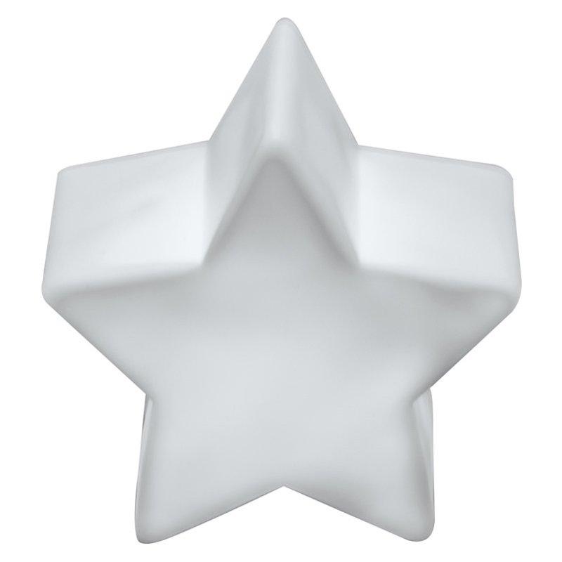Feliratozható világító LED csillag